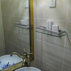 Отель Liuhe Courtyard Hotel Китай, Пекин - отзывы, цены и фото номеров - забронировать отель Liuhe Courtyard Hotel онлайн ванная фото 2
