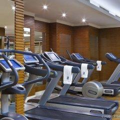 Отель The Ritz-Carlton, Istanbul фитнесс-зал