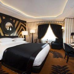 Отель Wyndham Grand Istanbul Kalamis Marina 5* Представительский номер с различными типами кроватей фото 3