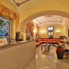 Отель Best Western Hotel Genio Италия, Турин - 1 отзыв об отеле, цены и фото номеров - забронировать отель Best Western Hotel Genio онлайн интерьер отеля фото 3