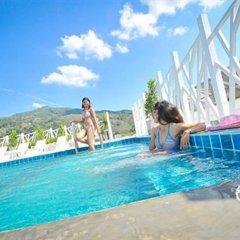 Raha Grand Hotel Patong бассейн фото 2