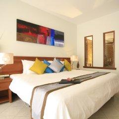 Отель Sunset Beach Resort Таиланд, Пхукет - отзывы, цены и фото номеров - забронировать отель Sunset Beach Resort онлайн комната для гостей фото 3