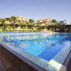 Hotel Caesar Palace Джардини Наксос бассейн фото 2