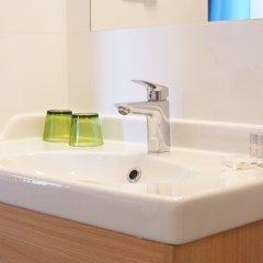 Отель Drei Kronen Vienna City Австрия, Вена - 1 отзыв об отеле, цены и фото номеров - забронировать отель Drei Kronen Vienna City онлайн ванная