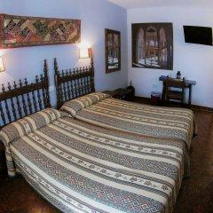 Отель Hostal Marqués de Zahara комната для гостей фото 4