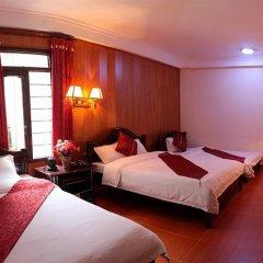 Отель Sapa Luxury Вьетнам, Шапа - отзывы, цены и фото номеров - забронировать отель Sapa Luxury онлайн комната для гостей фото 3