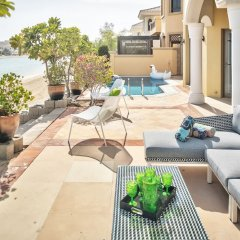 Отель Dream Inn Dubai - Royal Palm Beach Villa ОАЭ, Дубай - отзывы, цены и фото номеров - забронировать отель Dream Inn Dubai - Royal Palm Beach Villa онлайн