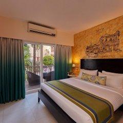 Отель Royal Orchid Beach Resort & Spa Гоа комната для гостей