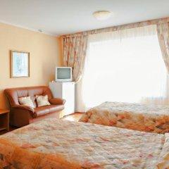 Гостиница Электрон 3* Стандартный номер с 2 отдельными кроватями фото 12