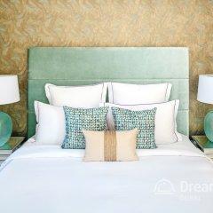 Отель Dream Inn Dubai-Luxury Palm Beach Villa комната для гостей фото 4