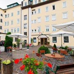 Отель Achat Plaza Zum Hirschen Зальцбург