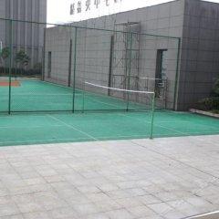 618 Xindu Boutique Hotel спортивное сооружение
