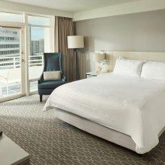 Отель Fontainebleau Miami Beach 4* Номер Делюкс с двуспальной кроватью фото 7