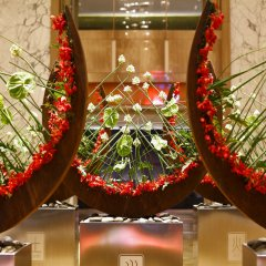Sheraton Guangzhou Hotel Гуанчжоу интерьер отеля