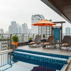 Отель Adelphi Suites Bangkok балкон