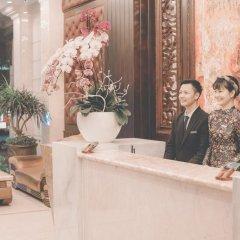 Alagon City Hotel & Spa интерьер отеля фото 3