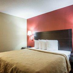Отель Quality Inn And Suites Monroe комната для гостей фото 3
