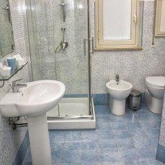 Отель Palermo Central B&B Италия, Палермо - отзывы, цены и фото номеров - забронировать отель Palermo Central B&B онлайн ванная фото 2