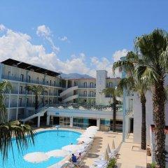 Blue Sky Otel Турция, Кемер - отзывы, цены и фото номеров - забронировать отель Blue Sky Otel онлайн бассейн