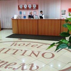Гостиница Митино интерьер отеля фото 2