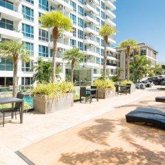 Отель The Cliff Condominium by GrandisVillas Паттайя фото 2