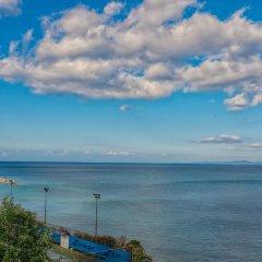 Отель Lambros Греция, Закинф - отзывы, цены и фото номеров - забронировать отель Lambros онлайн пляж фото 2