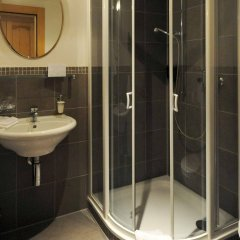 Hotel Bellerive Gstaad ванная