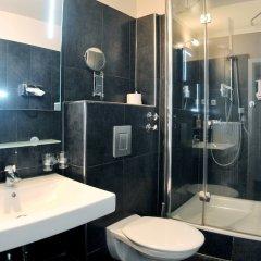 Отель St. Joseph Hotel Германия, Гамбург - отзывы, цены и фото номеров - забронировать отель St. Joseph Hotel онлайн ванная фото 3