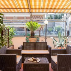 Hotel Alimandi Via Tunisi бассейн