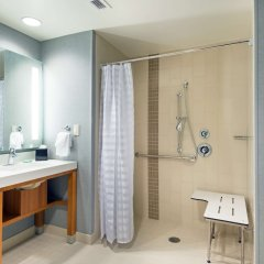 Отель Hyatt Place Nashville Downtown ванная