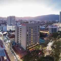 Отель GLOW Penang Малайзия, Пенанг - 1 отзыв об отеле, цены и фото номеров - забронировать отель GLOW Penang онлайн фото 2