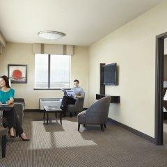 Отель Acclaim Hotel Calgary Airport Канада, Калгари - отзывы, цены и фото номеров - забронировать отель Acclaim Hotel Calgary Airport онлайн комната для гостей фото 4