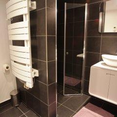 Отель Flat Brugmann Бельгия, Брюссель - отзывы, цены и фото номеров - забронировать отель Flat Brugmann онлайн ванная фото 2