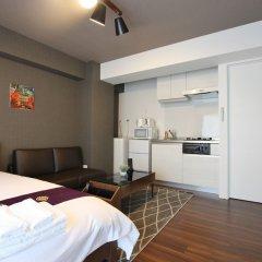 Отель Forest Inn Tenjin Minami Фукуока комната для гостей фото 4