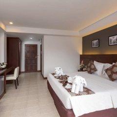 Отель The Holiday Resort комната для гостей фото 2