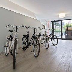 Отель Aparthotel Bcn Montjuic Барселона спортивное сооружение