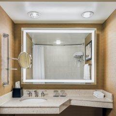 Отель Sheraton Toronto Airport Hotel & Conference Centre Канада, Торонто - отзывы, цены и фото номеров - забронировать отель Sheraton Toronto Airport Hotel & Conference Centre онлайн ванная фото 2