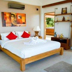 Отель Perfect View Pool Villa Таиланд, Остров Тау - отзывы, цены и фото номеров - забронировать отель Perfect View Pool Villa онлайн комната для гостей фото 2
