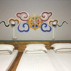Hello Chengdu International Youth Hostel ванная