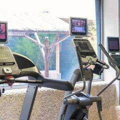 Hi Hotel Bari фитнесс-зал фото 3