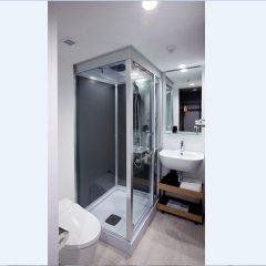Отель Risveglio Akasaka Япония, Токио - отзывы, цены и фото номеров - забронировать отель Risveglio Akasaka онлайн ванная