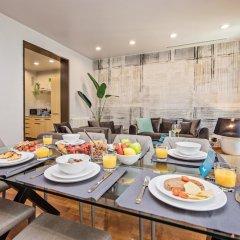 Отель Sweet Inn Apartments Passeig de Gracia - City Centre Испания, Барселона - отзывы, цены и фото номеров - забронировать отель Sweet Inn Apartments Passeig de Gracia - City Centre онлайн питание