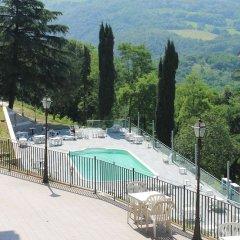 Отель alla Posta 1870 Италия, Региональный парк Colli Euganei - отзывы, цены и фото номеров - забронировать отель alla Posta 1870 онлайн бассейн фото 2