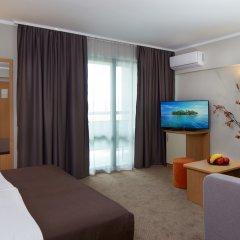 Hotel Aktinia Солнечный берег комната для гостей фото 4