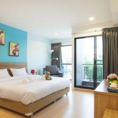 Отель Viva Residence Таиланд, Бангкок - отзывы, цены и фото номеров - забронировать отель Viva Residence онлайн комната для гостей фото 5