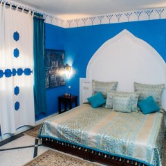Отель Le Petit Riad Марокко, Уарзазат - отзывы, цены и фото номеров - забронировать отель Le Petit Riad онлайн комната для гостей фото 5