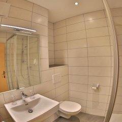 Отель Pension Stecher ванная фото 2