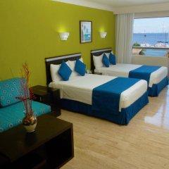 Aquamarina Beach Hotel комната для гостей фото 2