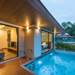 Отель Chermantra Aonang Resort and Pool Suite спа