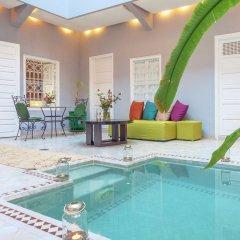 Отель Riad Luxe 36 Марракеш бассейн фото 3